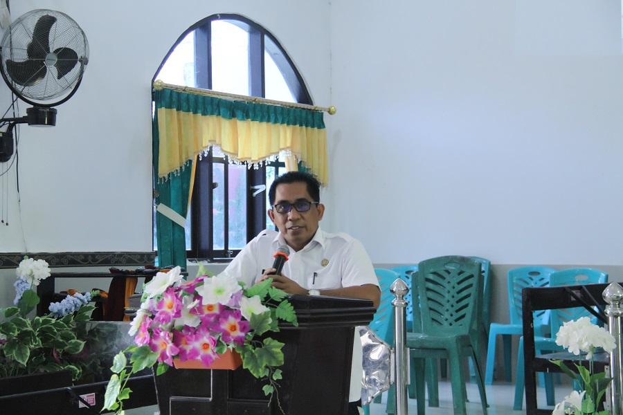 Sekretaris Daerah Membuka Sosialisasi Pencalonan & Syarat Calon dari Partai Politik PILKADA 2020