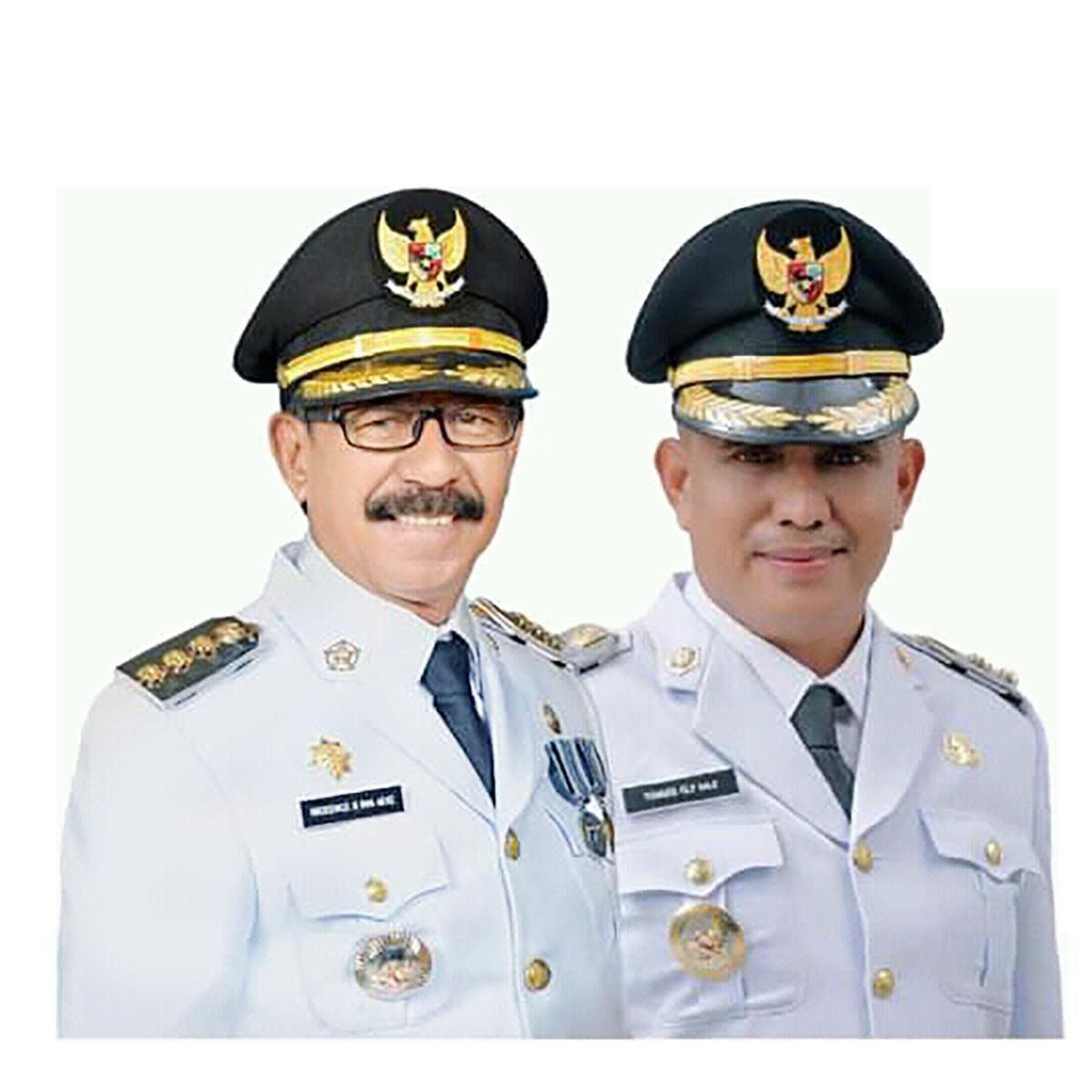 Bupati dan Wakil Bupati
